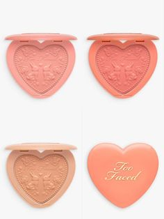 Too Faced Love Flush, Makeup News, Watercolor, Beauty, Blushes, Colour, Hot, Pen And Wash, Color