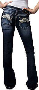 Miss Me® Ladies Cream Leather  $69.96 at Cavenders on Sale!!!