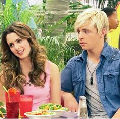 Both Ross and Laura have their own personal, priceless, expressions for the fans to comment on!
