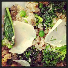 Vanilla Garlic: Spring Quinoa Salad