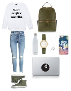 """Untitled #12"" by kherzog11 on Polyvore featuring Keds, Henri Bendel, S'well, Skagen, Tiffany & Co., Vinyl Revolution and Casetify"
