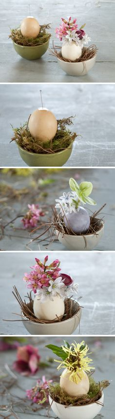HOW TO: Create Easter Egg Vaselets