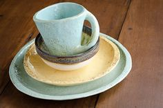 Get the Dish! The Dish, Dinnerware, Favorite Things, Texas, Pottery, Collections, Memories, Ceramics, Dishes