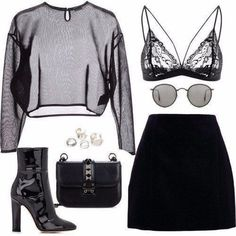 New Party Outfit Clubwear Fashion Styles Ideas Club Outfits, Mode Outfits, Night Outfits, Trendy Outfits, Fall Outfits, Summer Outfits, Fashion Outfits, Womens Fashion, Fashion Trends