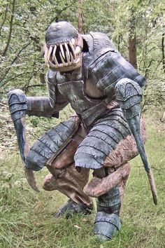 LARP Costume Ideas - Monsterbau-26maxBewegungPSL6
