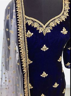 Colors & Crafts Boutique™ offers unique apparel and jewelry to women who value versatility, style and comfort. We specialize in customized attires crafted in high quality fabric and craftsmanship. Punjabi Fashion, Bollywood Fashion, Indian Fashion, Gold Fashion, Women's Fashion, Indian Suits, Indian Attire, Indian Wear, Indian Style