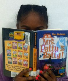 """Mrs. Patty is Batty"" as Aarian's Fave"