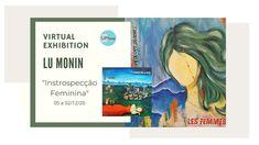 Lu Monin - Female Introspection (Virtual Exhibition) Book Cover, Art, Female