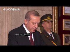 Turchia  il presidente Erdogan paragona la resistenza contro il tentato ...