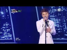 K.will_이러지마 제발(Please don't by K.will@Mcountdown 2012.11.08)