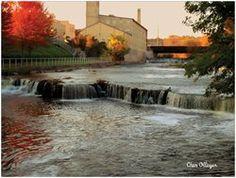 Good old Sheboygan Falls! My hometown :)