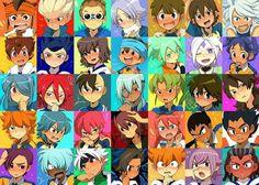 Inazuma Eleven + Go Gallery. Me Me Me Anime, Anime Guys, Manga Anime, Super 11, Evans, Hand Lettering Art, Stray Dogs Anime, Inazuma Eleven Go, Arte Disney