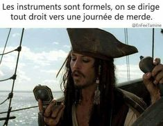 Discover recipes, home ideas, style inspiration and other ideas to try. Jack Sparrow Quotes, Funny Images, Funny Pictures, Humour Geek, Funny Animal Quotes, Hilarious Animals, Love Phrases, I Love To Laugh, Funny Stories