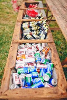 Occasions to Blog: Outdoor Wedding Ideas