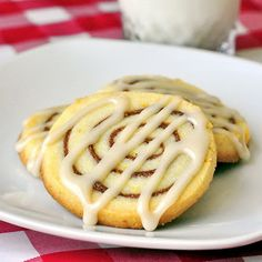 Orange Cinnamon Roll Cookies - one of my favorite cookies from the last holiday baking season and one I will definitely be making again this year.
