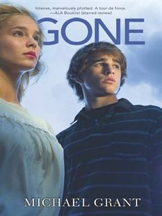 Login to Overdrive to read Michael Grant's sci-fi saga, Gone.
