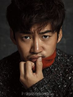 Yoon Kye Sang - Esquire Magazine November Issue... - Korean Magazine Lovers