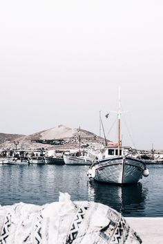 DAYS OF CAMILLE: TRIP IN GREECE : LES CYCLADES - PAROS #2