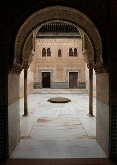 Alhambra Palace - Andalucia