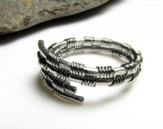 Popular items for adjustable mens ring on Etsy