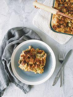 La Fraîche | Macaroni au fromage, tofu et brocoli | Recette végé