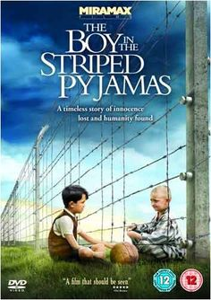 THE BOY IN THE STRIPED PYJAMAS....bawled my eyes out