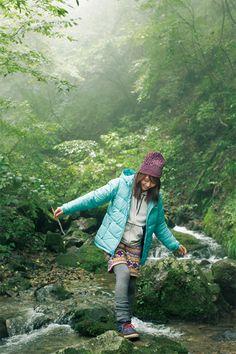 有村架純×BARFOUT!×Columbia - The Beauty of Nature|最新情報|コロンビアスポーツウェア[公式]アウトドア用品/Columbia Sportswear