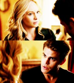 Uploaded by Marina_Sh. Find images and videos about the vampire diaries, tvd and paul wesley on We Heart It - the app to get lost in what you love. Stefan And Caroline, Caroline Forbes, Candice King, How To Apologize, Stefan Salvatore, Paul Wesley, Vampire Diaries, Movie Tv, First Love