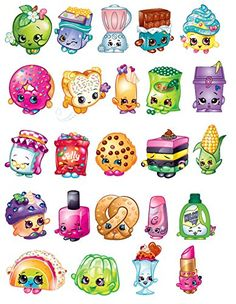 Pin by Crafty Annabelle on Shopkins