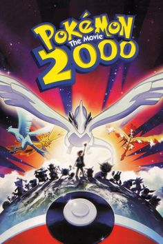Pokemon: The Power of One. Poster 2000