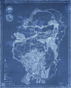 T.P.E Blueprint Map Secrets - GTA 5: gta-5-collectors-edition-unboxing The Trevor Phillips Enterprises (T.P.E.) Blueprint Map was included in the Special and Collector's Editions of Gran...