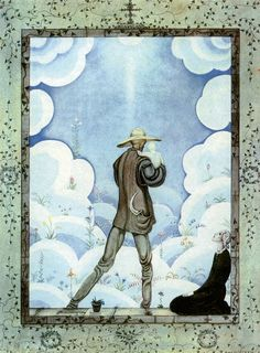 Fairy-tales of Hans Christian Andersen Illustrations by Kay Nielsen - The Story of a Mother
