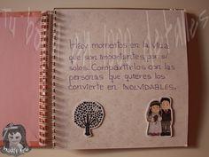 Un libro de firmas diferente y especial - Anuski´s World