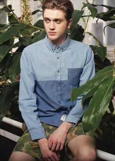 Native Youth Spring/Summer 2013 Menswear Lookbook: An Independent British Label Brings Individuality & Post-modernity For Modern Young Men