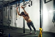 Hang Around and Get Ripped With Suspension Training Equipment