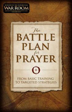 The Battle Plan for Prayer: From Basic Training to Target... https://www.amazon.com/dp/1433688662/ref=cm_sw_r_pi_dp_x_Mq5iybW137YG4