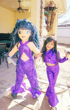 This 6-Year-Old Had the Selena-Themed Birthday Party of Our Dreams | LATINA