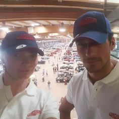 David Gandy & Jodie Kidd Racing at Mille Miglia for Jaguar with a 1953 XK120 OTS Roadster #MilleMiglia #JaguarMille #KiddGandy #DavidGandy #DavidJGandyEspaña