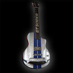 Shelby Cobra GT500KR Guitar by Bolin! Spectacular!