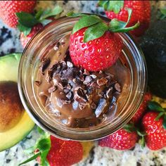 Dairy-Free Avocado Chocolate Mousse | Soul Food