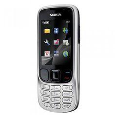 Nokia 6303I Classic Sim Free Mobile Phone with the 3.2 megapixel full focus camera