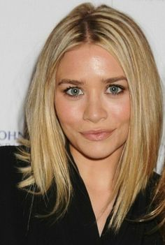 Ashley Olsen - Hair. Angled