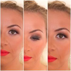 Make-up for droppy eyes Projects To Try, Make Up, Eyes, Beauty, Style, Swag, Makeup, Beauty Makeup, Beauty Illustration