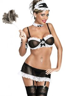 Theme, will Maid outfit xxx