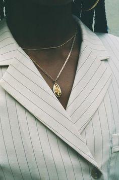 Tuza Vagina Necklace