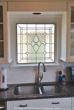 Stained Glass Kitchen Cabinets | Glass Kitchen Cabinets, Kitchen Cabinets  And Cabinets