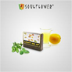 Your skin is the part of your body that is most exposed to the outside. Air pollution & sunlight are the main causes of skin cell deterioration, resulting in aging skin, melasma, dark spots & acne. This soap is a combination of several natural herbs that have been used over the ages for fair, beautiful skin.    http://www.soulflower.biz/p-332-light-me-up-soap.aspx