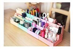 paper-organizer-DIY-table