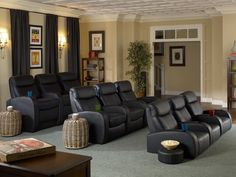 Most home theater systems purchased as packages already come with home theater wiring sets. These home theater wiring sets are … Home Theater Room Design, Movie Theater Rooms, Home Cinema Room, Home Theater Furniture, Home Theater Setup, Best Home Theater, Home Theater Speakers, Home Theater Seating, Theater Seats