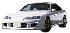 1992-2000 Lexus SC Series SC300 SC400 Duraflex Demon Front Bumper Cover - 1 Piece
